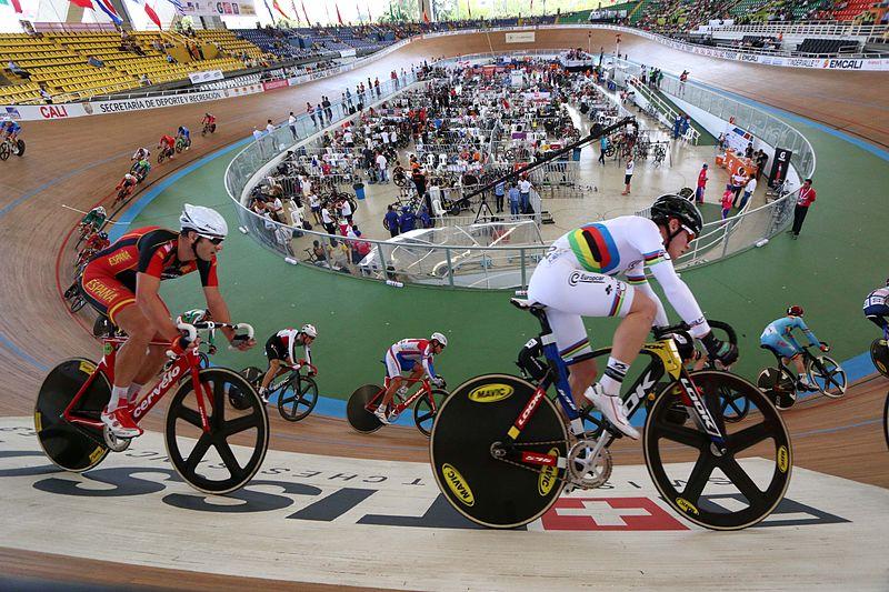 ciclismo de pista